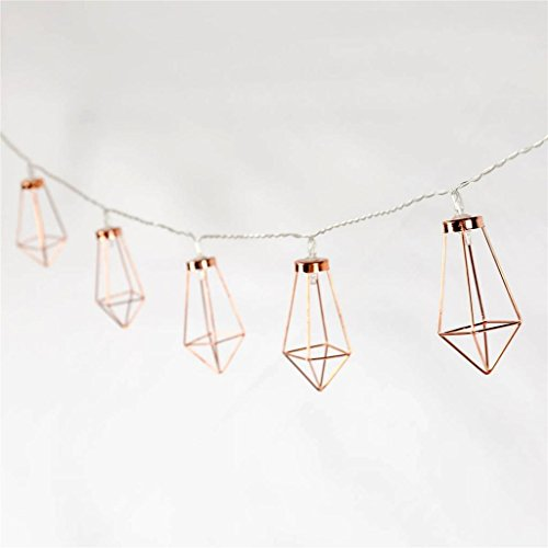 LED Dekoleuchte roségold - 2
