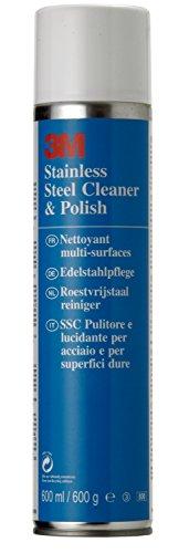 3M 941476 - Limpiador de acero inoxidable, 600 ml