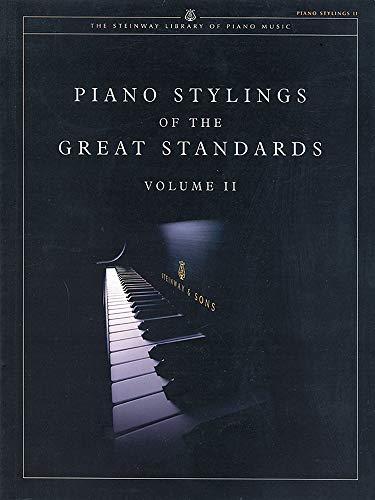 Piano Stylings Volume 2 (Steinway Library) (Klavier Steinway)