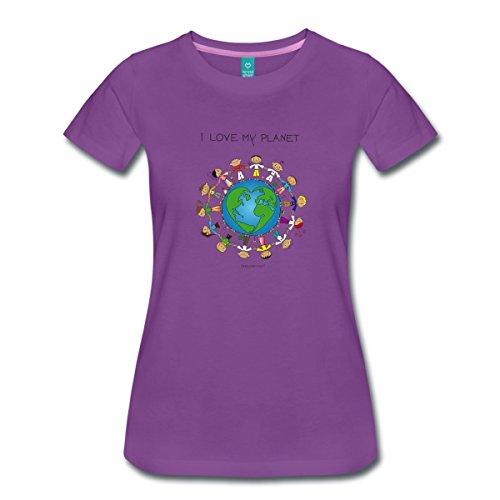i-love-my-planet-frauen-premium-t-shirt-von-spreadshirtr-m-lila