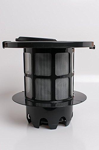daniplus© Filter, Staubsaugerfilter Höhe 19,5 cm für Siemens Bosch BSG5... - Nr.: 00708278, 708278