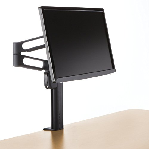 Top KENSINGTON K60904US COLUMN MOUNT EXTENDED MONITOR ARM – (Monitors > Monitor Accessories) on Amazon