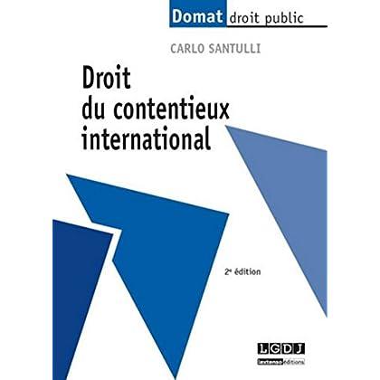 Droit du contentieux international, 2 ème Ed.