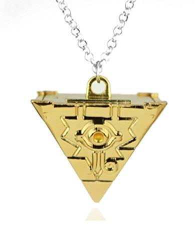 3D Yu-Gi-Oh Necklace Pendant Cosplay Pyramid Egyptian Eye of Horus – Yugioh _ YM1