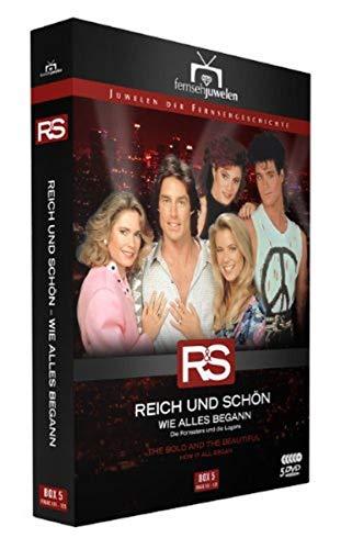 Reich und Schön - Box 5: Wie alles begann, Folgen 101-125 (Fernsehjuwelen) [5 DVDs]