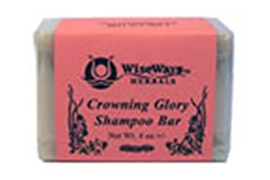 Soap Crowning Glory Shampoo Bar 4 Ounces