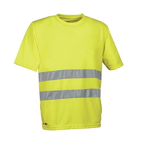 2004 Gelben T-shirt (Cofra V115-0-00.Z/6 Arbeit T-Shirt