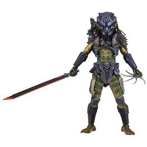 Predator - Armored Lost (Combat), serie 11, figura de 18 cm (Neca NEC0NC51500) 4