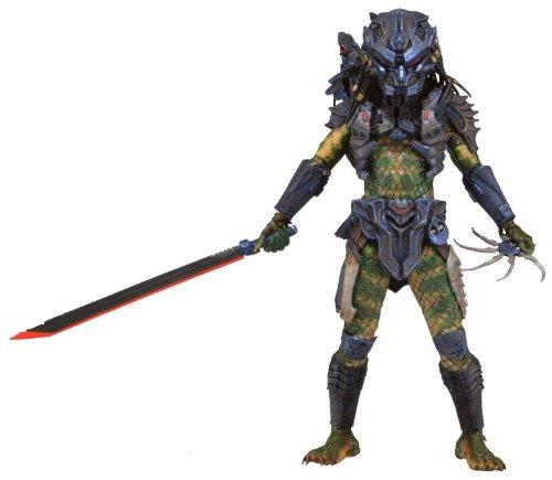 Predator - Armored Lost (Combat), serie 11, figura de 18 cm (Neca NEC0NC51500) 1