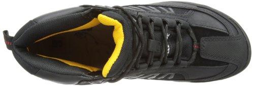 Cat Footwear Kaufman Hi S1p Herren Sicherheitsschuhe Schwarz (Black)