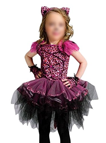 Quinn Ideen Cosplay Harley (Scothen Mädchen Cosplay Fledermaus Halloween-Party Fantasie-Kostüm Fleece-Overall Halloween Kostüm Fledermausflügel Kinder Fledermaus Flügel Halloween Tutu Kostüm Accessoire)