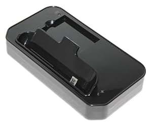 USB Dockingstation Cradle Ladestation für HTC Wildfire S + Akku-Ladefach