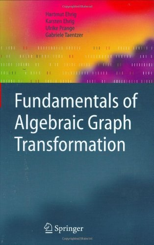 Fundamentals of Algebraic Graph Transformation
