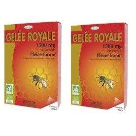 Gelée Royale 1500mg - 2*20 ampoules