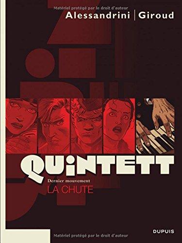Quintett - tome 5 - La chute
