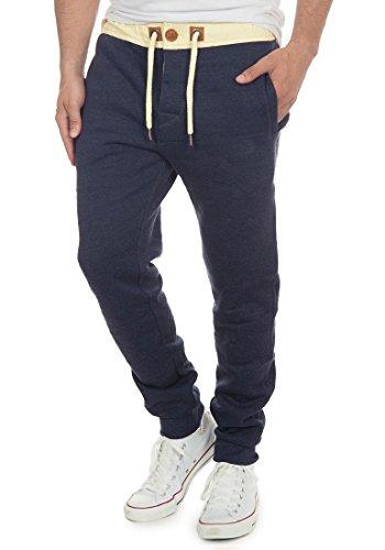 SOLID TripPant - Pantalon de sport- Homme Insignia Blue Melange