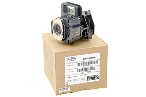 Alda PQ® Original, Beamerlampe, Ersatzlampe für EPSON EH-TW2800, EH-TW2900, EH-TW3000, EH-TW3200, EH-TW3500, EH-TW3600, EH-TW3800, EH-TW4000, EH-TW4400, EH-TW4500, EH-TW5000, EH-TW5500, EH-TW5800, EH-TW8500, EMP-TW3800, EMP-TW5000, EMP-TW5500, H291A, H292A, H293A, H337A, H373B, H700, HOME CINEMA Serie: 6100, 6500UB, Home Cinema Serie: 9700UB, 6100, 6500UB, 8100, 8345, 8350, 8500UB, 8700UB PRO CINEMA Serie: 7100, 7500UB, 9100, 9350, 9500UB Projektoren, Alda PQ® Lampe im PRO-G6s Gehäuse, Halterung -