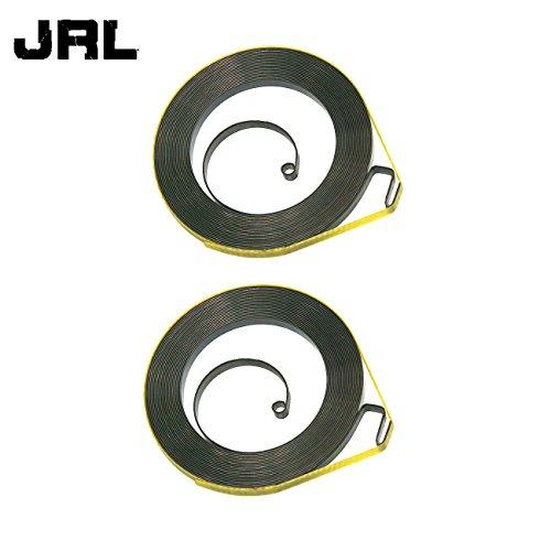 JRL 2* Recoil Pull Starter Spring für Motorsäge HUSQVARNA 137142 (Frühling Recoil Starter)