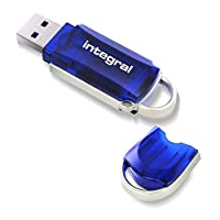 Integral 256GB USB Memory 2.0 Flash Drive Courier Blue
