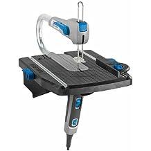 Dremel Moto-Saw MS20-1/5 - Sierra de calar estacionaria (70 W, 1 complemento, 5 accesorios)