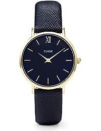Cluse la Boheme Correa de Reloj de color rosa/oro cls024
