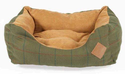danish-design-tweed-range-snuggle-bed-24-inch-green
