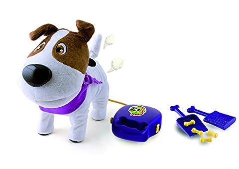 IMC Toys Club Petz 93997IM1 - Hündchen Popomax, elektronisches Haustier