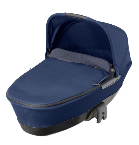 Maxi-Cosi 78607170 - Dreami, faltbarer Kinderwagenaufsatz für Kinderwagen Mura und Streety Plus, dress blue