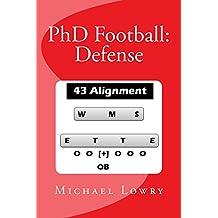 PhD Football: Defense (English Edition)