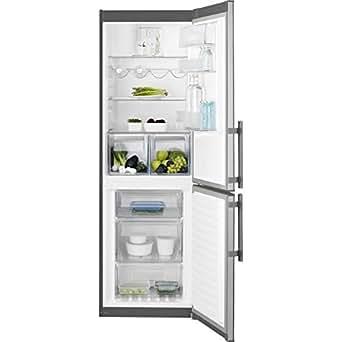 Electrolux EN3451JOX Réfrigérateur 226 L A+ Gris