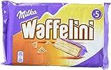 Milka Waffelini - Waffelriegel mit einer Crèmefüllung überzogen mit Alpenmilch Schokolade - 16 x 155g