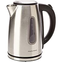 Morphy Richards Equip Jug 102773 Electric Kettle Brushed, Stainless Steel, 3000 W