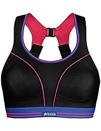Shock Absorber Sport-BH, Run Größe 75A, Farbe Schwarz-Pink