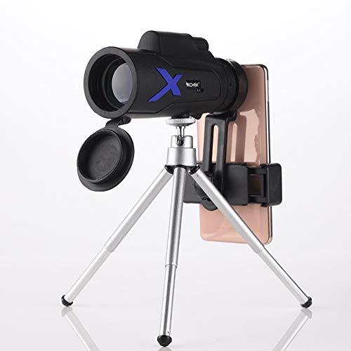 Binoculares De Alta Lista, Aumento De 10X, Doble Enfoque, Espejo De Vidrio Óptico, Visión Nocturna...
