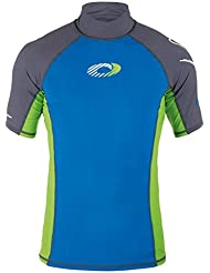 Osprey Men's Short Sleeve Rash Vest Top