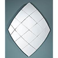Comparador de precios Casa-Padrino Espejo de diseño en Diamante diseño 97 x H. 125 cm - Colección de Lujo - precios baratos