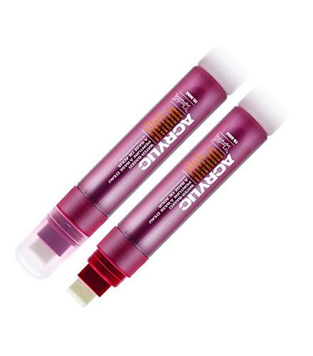 Montana Single (Montana Acrylic Marker Single 15mm 23Colors Paint Lack Graffiti Marquer Marcador(Shock Kent Blood Red))