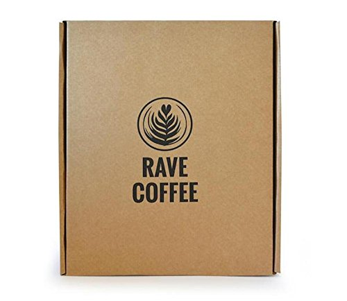 AeroPress Coffee Maker with 250g Rave Coffee and Gift Box