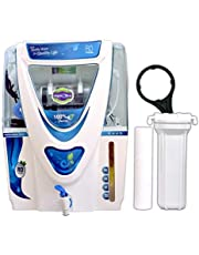 Aqua Ultra A1024 14 Stage RO + UV + UF + Alkaline + Auto TDS Controller Water Purifier Filter