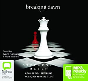 Breaking Dawn: The Twilight Saga Book 4 (MP3)