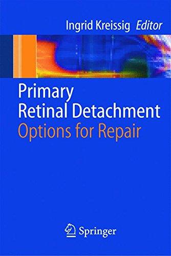 Primary Retinal Detachment: Options For Repair