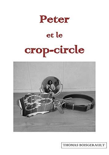 Couverture du livre Peter et le crop circle
