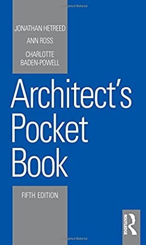 Architect's Pocket Book (Routledge Pocket