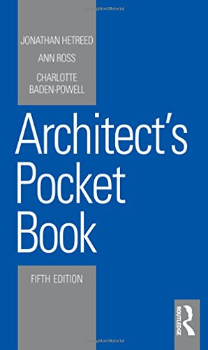 Architect's Pocket Book di Charlotte Baden-Powell