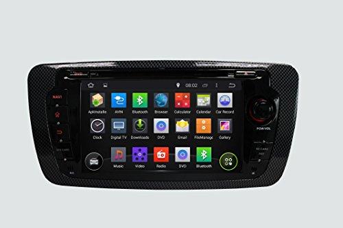7Inch Quad Core 1024* 600Android 5.1Coche Reproductor de DVD GPS navegación Multimedia...
