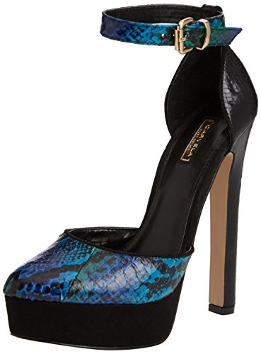Carvela Access,  Blu Blue (Blk/Blue) 36