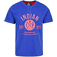 The indian face - T-shirt LENNY - Uomo