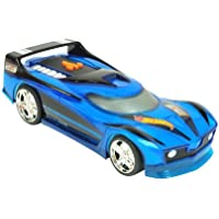 Hot Wheels - Hyper Racer - Macchinina Spin King, cambia colore
