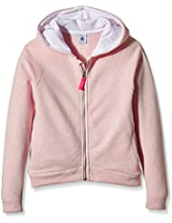 Petit Bateau Brevet - Sweat-shirt à capuche - Imprimé complet - Manches longues - Fille