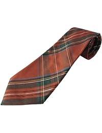 En soie embrasses Motif écossais, disponibles dans une variété de Tartan
